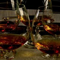Croissance d'export de cognac