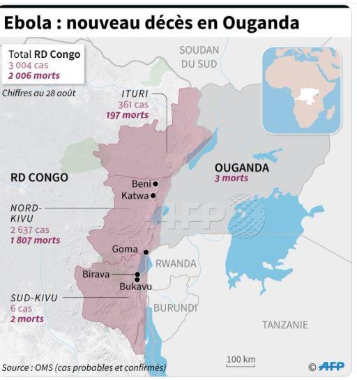 Ebola Ouganda